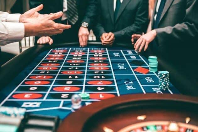 рудетка в реальном казино