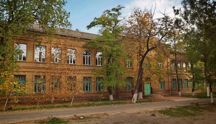 Вторая школа город Болград
