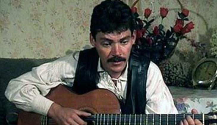 Валерий Бессарабский на съемках в Самаре