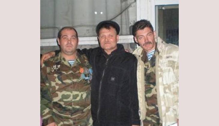Николай Вишняк и Валерий Бессарабский