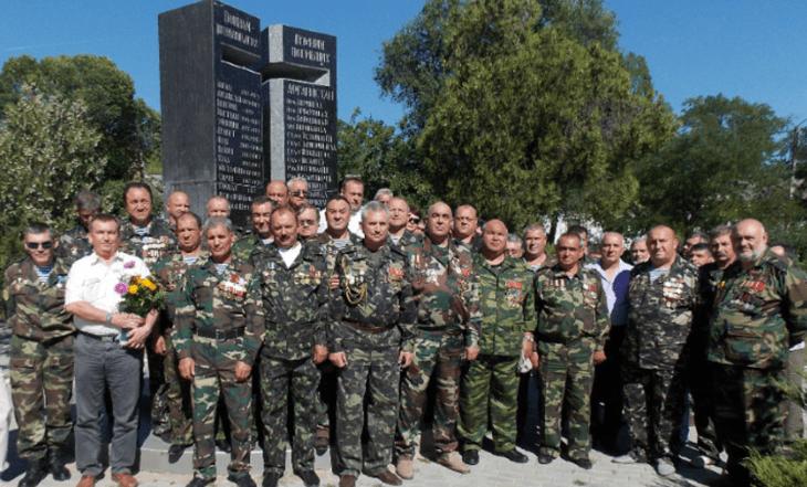 Афганцы Одесской области