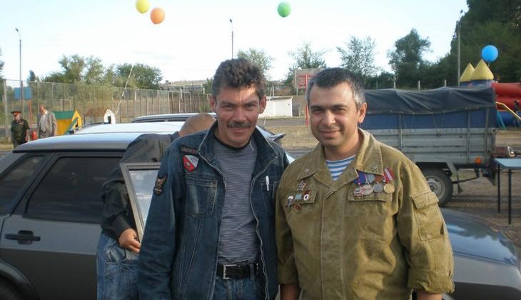 Валерий Бессарабский и Асватур Сагирян