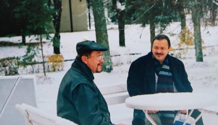 Владимир Стамати и Леонид Бо