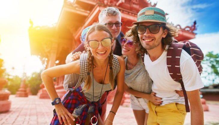 какие бывают виды отдыха - туры и поездки